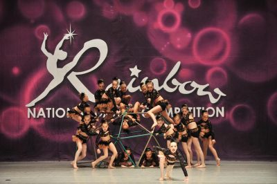 Born to Be Wild - performing at Rainbow regional competition