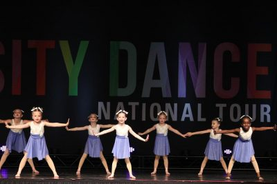 A Dream is a Wish performing at In10sity regional