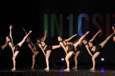 Until We Go Down performing at In10sity regional
