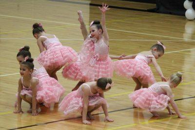 Mini's performing at Centennial DT showcase
