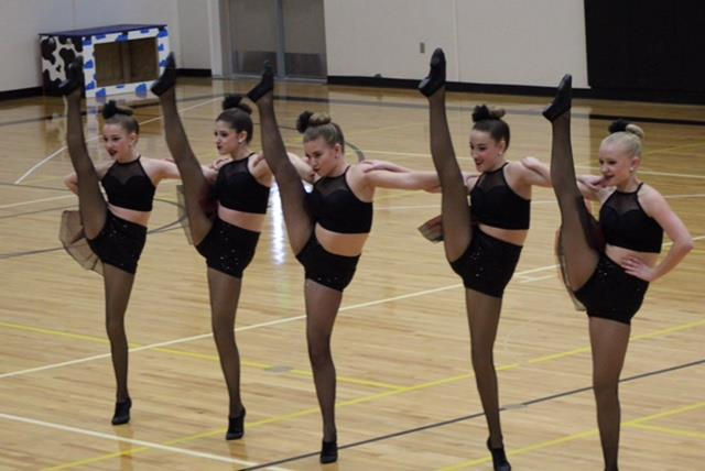 Good Girl - performing at Centennial DT showcase.